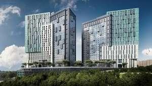 Лучший жилой комплекс для лучших жителей