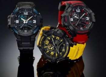 Надежные часы CASIO G Shock от компании ДЕКА
